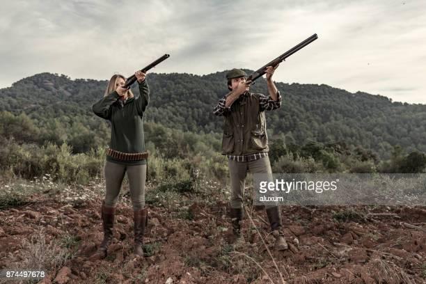 Bird hunters