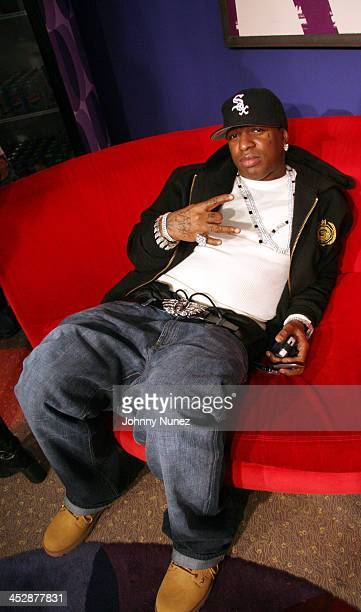 Birdman during Sucker Free on MTV with guests Letoya Baby Lil Wayne at MTV Studios in New York City New York United States