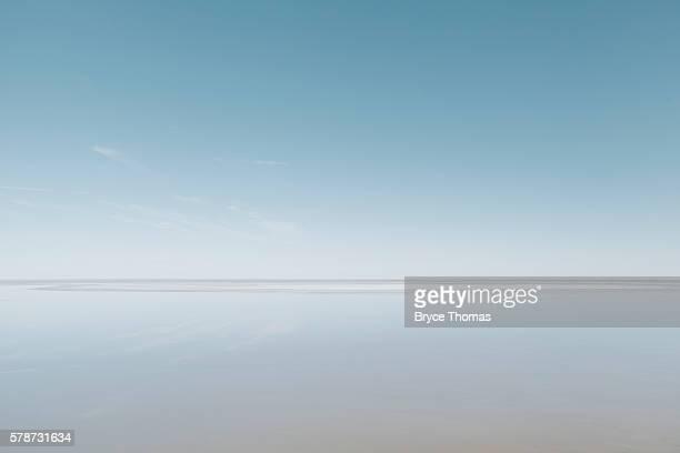 Birds Eye View Lake Eyre