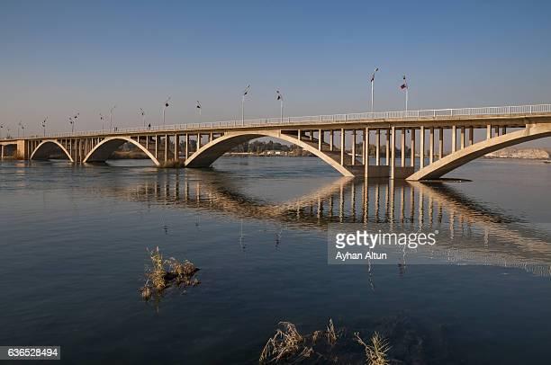 Birecik Bridge ,Gaziantep,Turkey