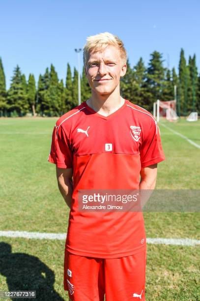 Birger MELING of Nimes during the friendly match between Nimes and Nimes B on July 18, 2020 in Nimes, France.