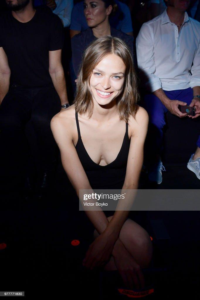 Dsquared2 - Front Row - Milan Men's Fashion Spring/Summer 2019