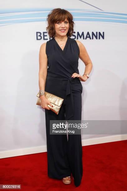 Birgit Schrowange attends the 'Bertelsmann Summer Party' at Bertelsmann Repraesentanz on June 22 2017 in Berlin Germany