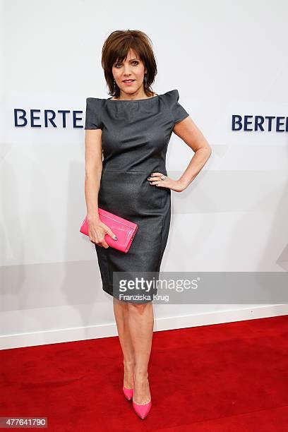Birgit Schrowange attends the Bertelsmann Summer Party on June 18 2015 in Berlin Germany
