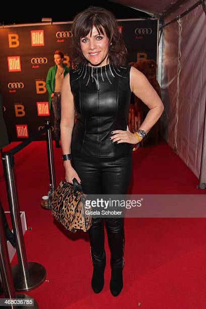 Birgit Schrowange attends the Bild 'Place to B' Party during the 64th Berlinale International Film Festival on February 8 2014 in Berlin Germany