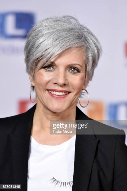 Birgit Schrowange attends the RTL Telethon 2017 on November 23 2017 in Huerth Germany