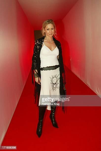 Birgit Stein Bei 'Tribute To Bambi' In Hamburg Am 261103