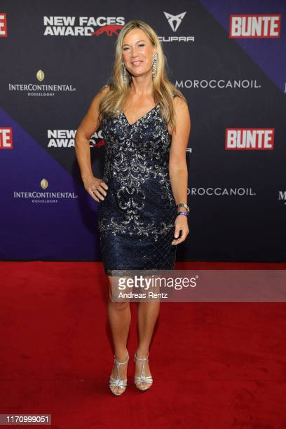 Birgit von Bentzel attends the Bunte New Faces Award Music on August 29 2019 in Dusseldorf Germany