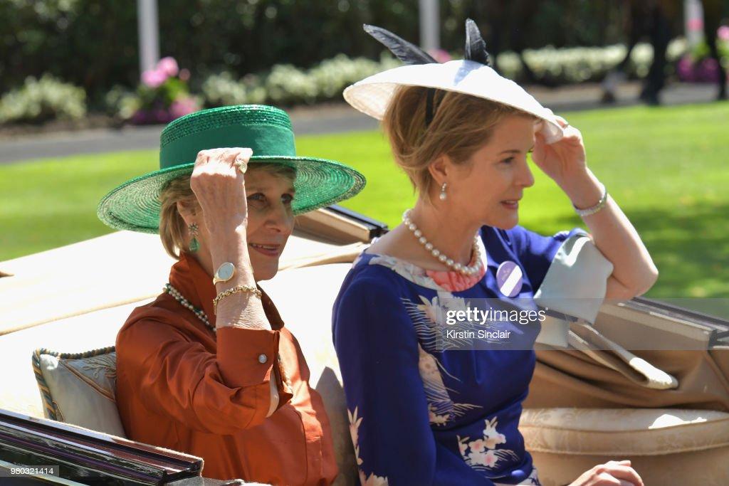 Royal Ascot 2018 - Day 3 : News Photo