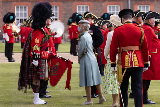 GBR: Royal Hospital Chelsea Founder's Day Parade