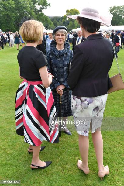 Birgitte Duchess Of Gloucester Stock Photos And Pictures