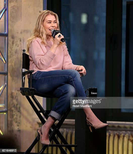 "Birgitte Hjort Sorensen attends The Build Series Presents Birgitte Hjort Sorensen discussing her broadway debut In the revival of ""Les Liaisons..."