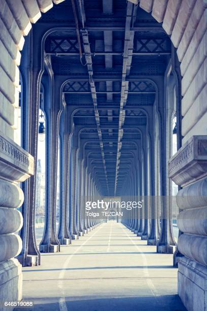 Pont de Bir-Hakeim à Paris