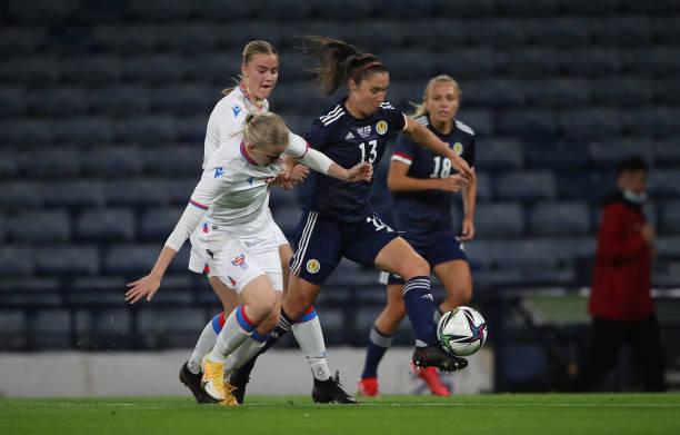 GBR: Scotland v Faroe Islands: Group B - FIFA Women's WorldCup 2023 Qualifier