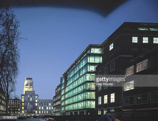 Birkbeck College Library And Extension London United Kingdom Architect Nick Evans Architects Birkbeck College Library And Extension Night...