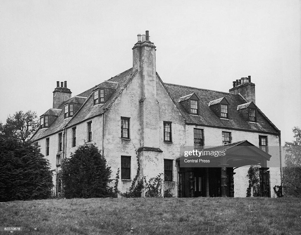 Биркхолл, шотландская резиденция принца Уэльского и герцогини Корнуольской
