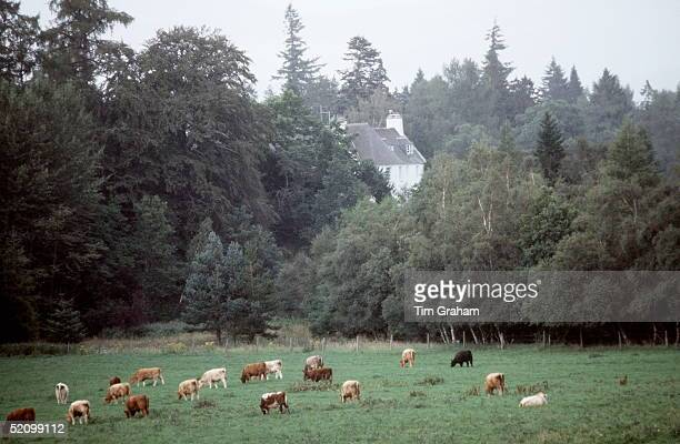 Birkhall On The Balmoral Estate Scotlandcirca 1980s