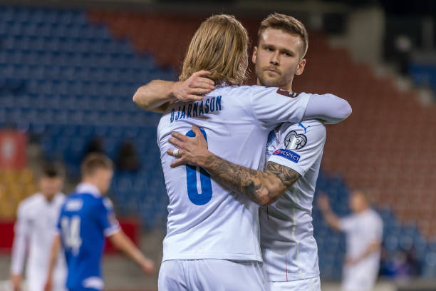 LIE: Liechtenstein v Iceland - FIFA World Cup 2022 Qatar Qualifier