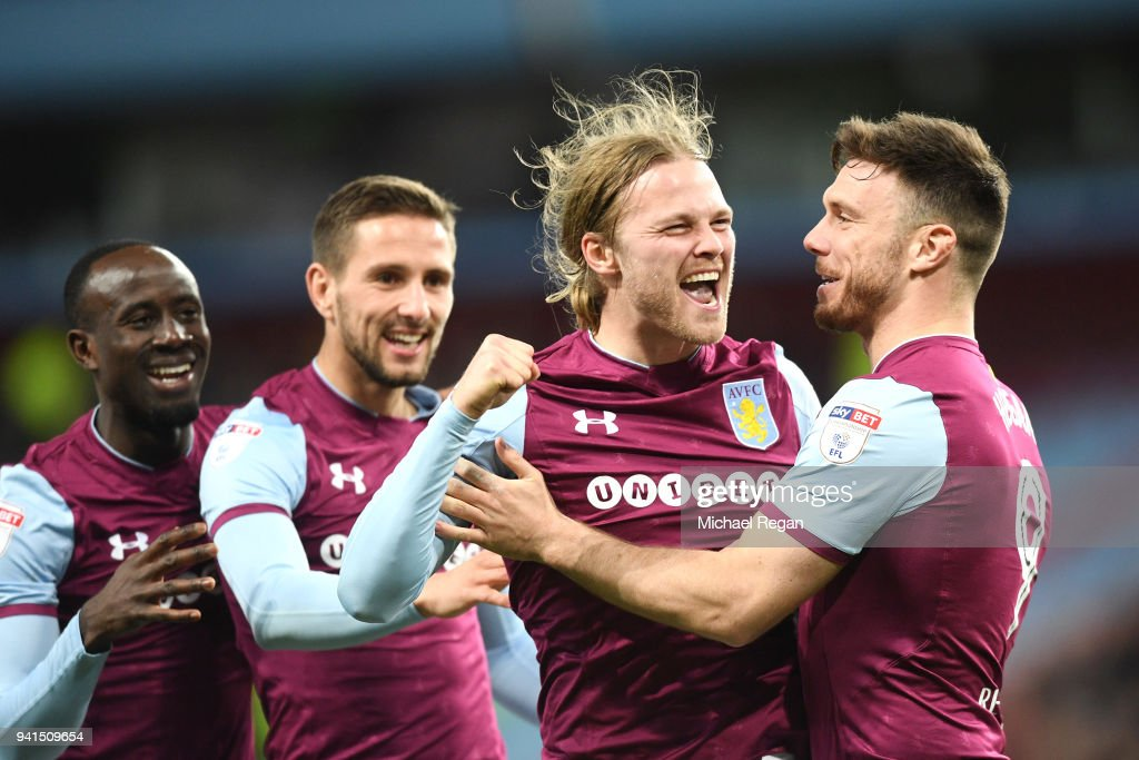 Aston Villa v Reading - Sky Bet Championship