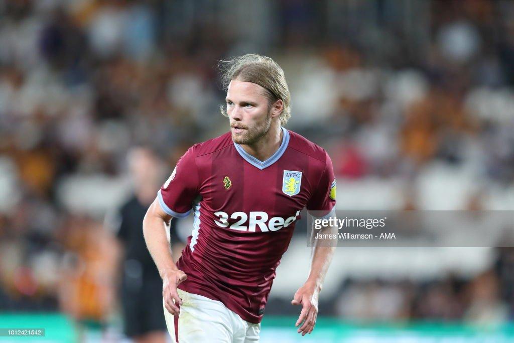 Hull City v Aston Villa - Sky Bet Championship : News Photo