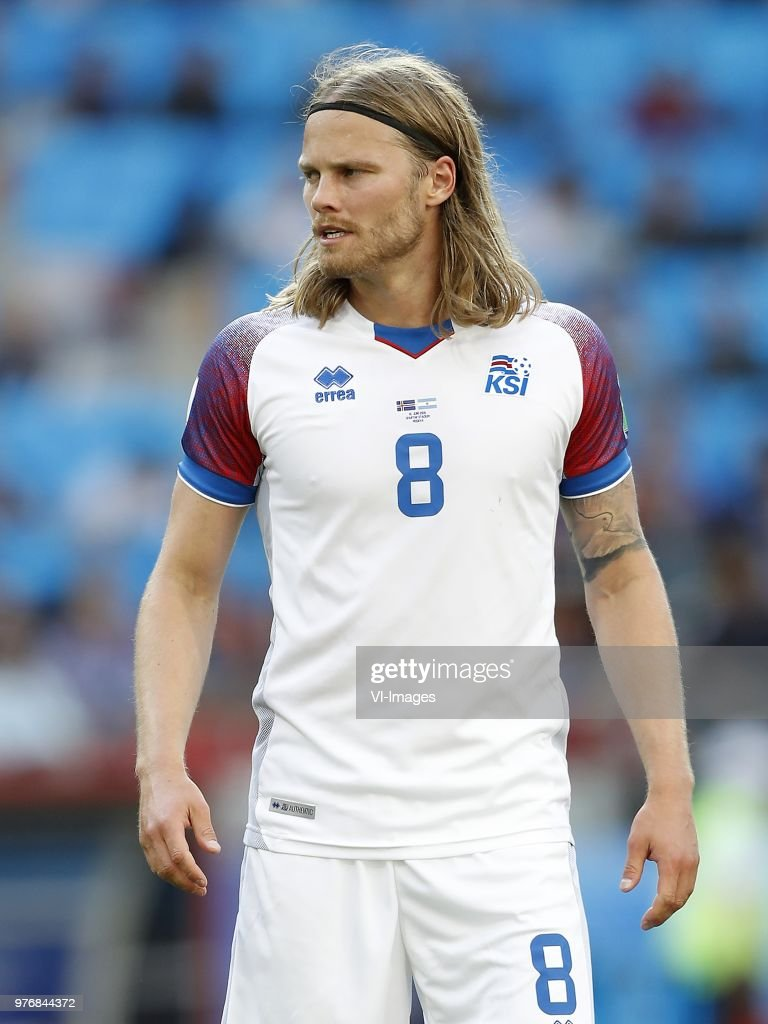 """FIFA World Cup 2018 Russia""""Argentina v Iceland"""" : News Photo"""
