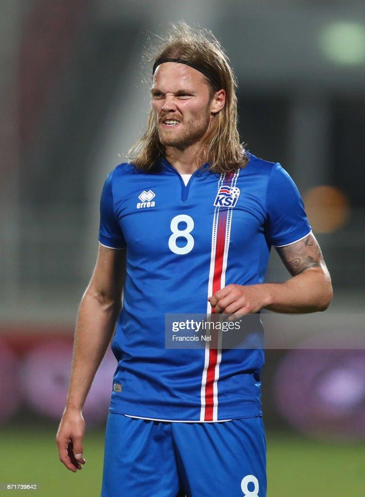 Iceland v Czech Republic - International Friendly : Foto di attualità