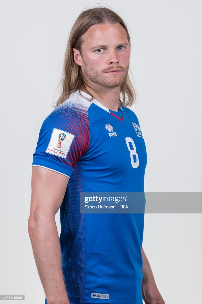 Iceland Portraits - 2018 FIFA World Cup Russia : ニュース写真