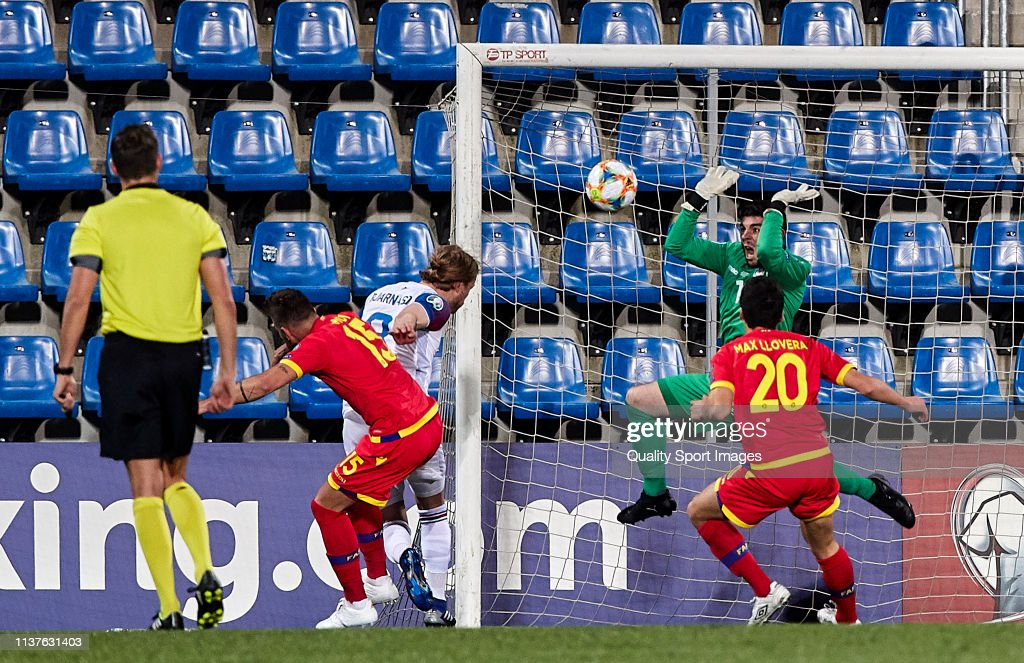 Andorra v Iceland - UEFA EURO 2020 Qualifier : News Photo