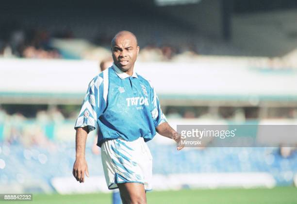 Birmingham 10 Watford league division one match action at St Andrew's Saturday 16th October 1993 Our picture shows Danny Wallace in action