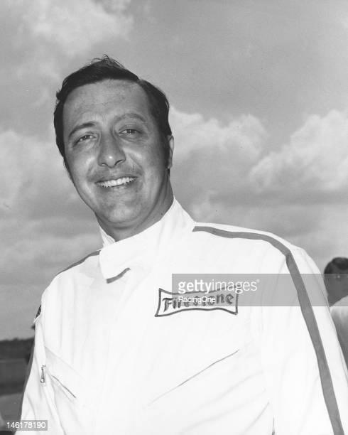 Birmingham AL shorttrack racer Roy Milligan ran just one NASCAR Cup race during his career at Alabama International Motor Speedway driving a Dodge...
