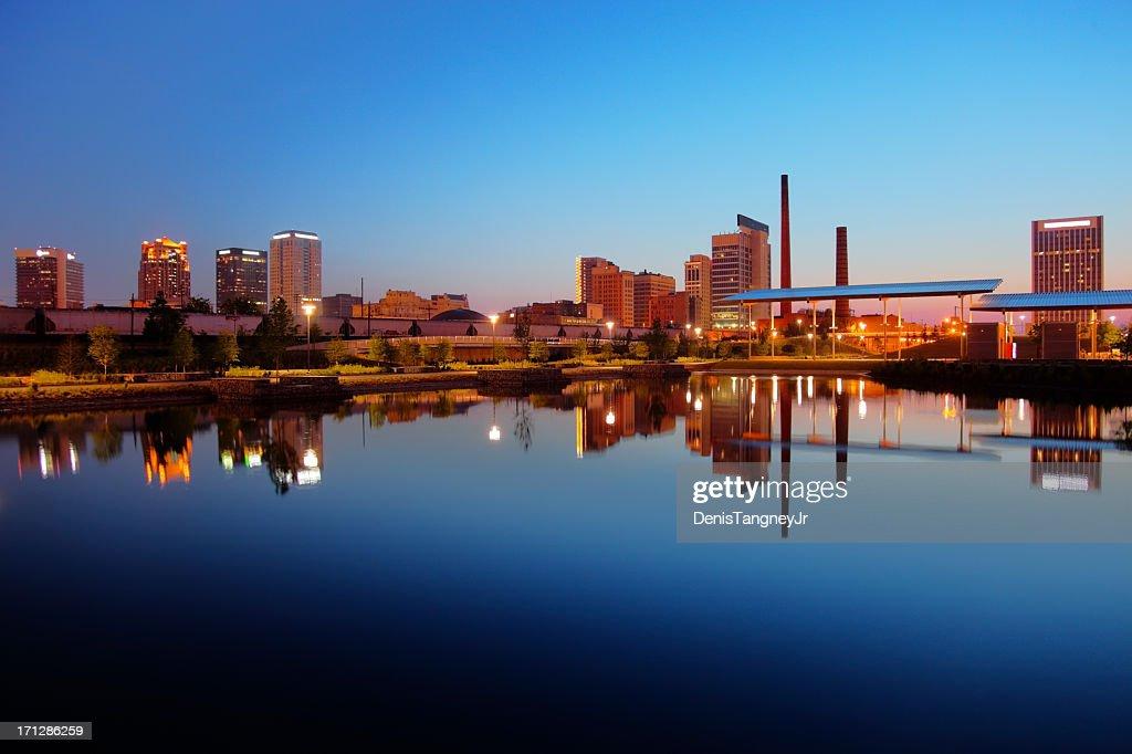 Birmingham Alabama : Stock Photo