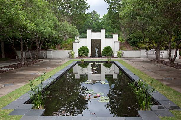 Birmingham Botanical Gardens, Birmingham, Alabama Pictures | Getty ...