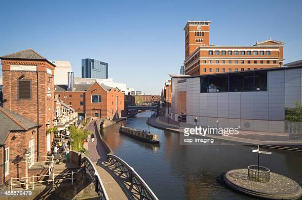 Birmingham Centre Canalside Developments