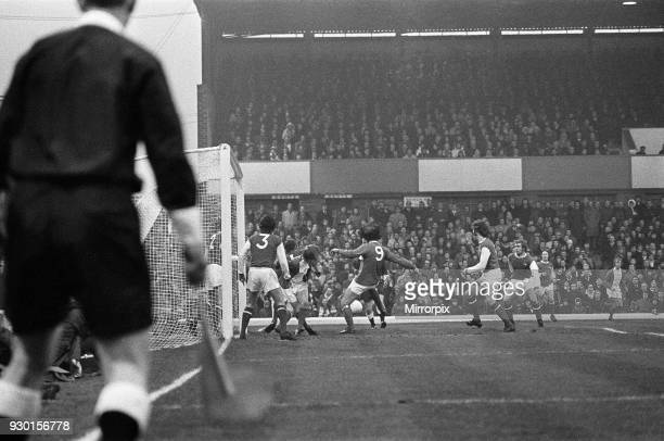 Birmingham City 11 Arsenal league match at St Andrews Saturday 23rd December 1972