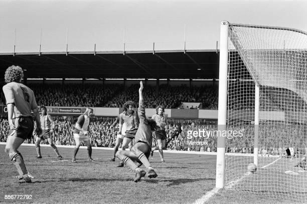 Birmingham City 4 1 Luton Town First Division match held at St Andrew's 19th April 1975