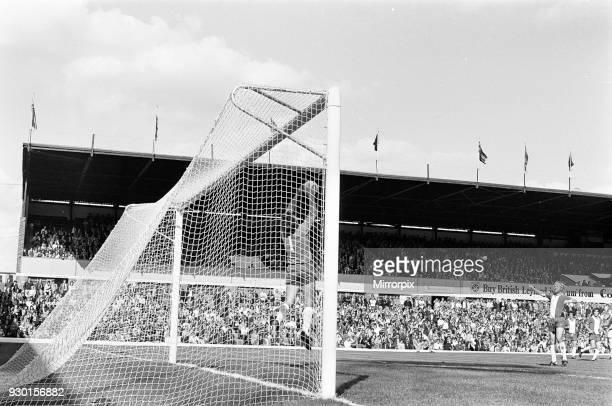 Birmingham City 4-0 Burnley, league match at St Andrews, Saturday 20th September 1975.