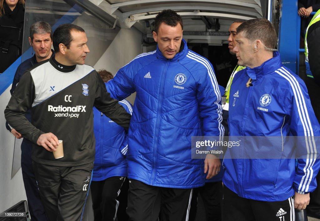Chelsea v Birmingham City - FA Cup Fifth Round