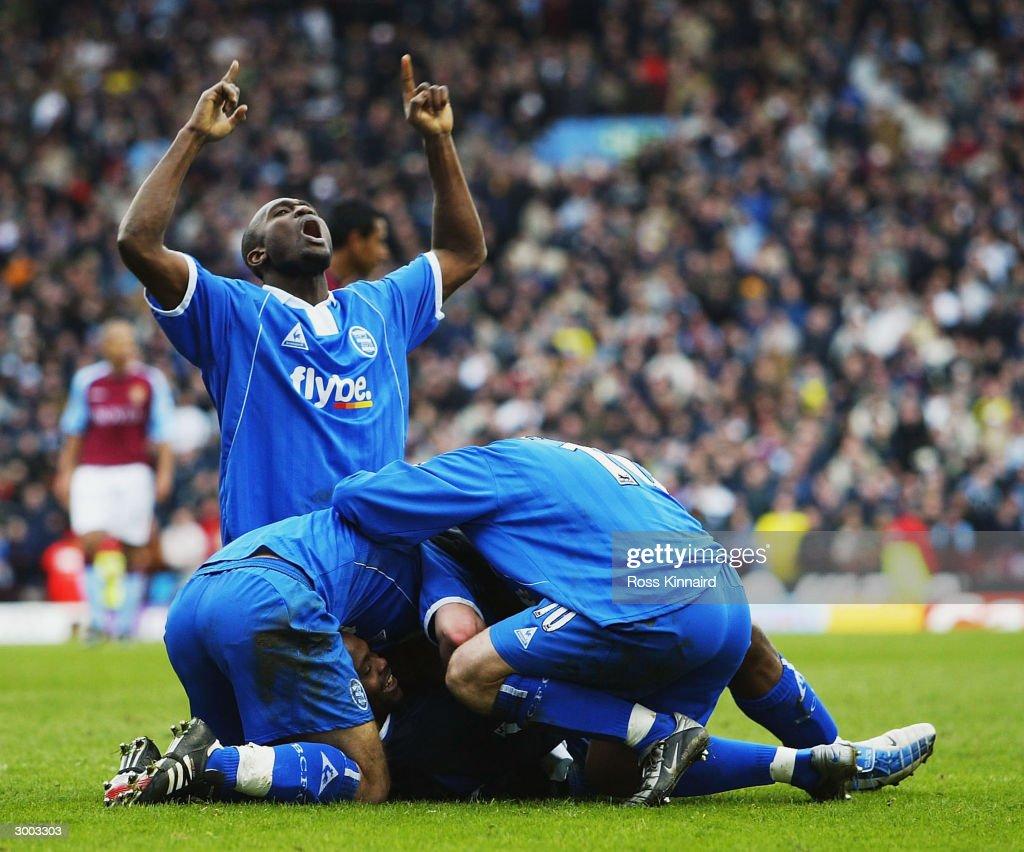 Aston Villa v Birmingham : News Photo
