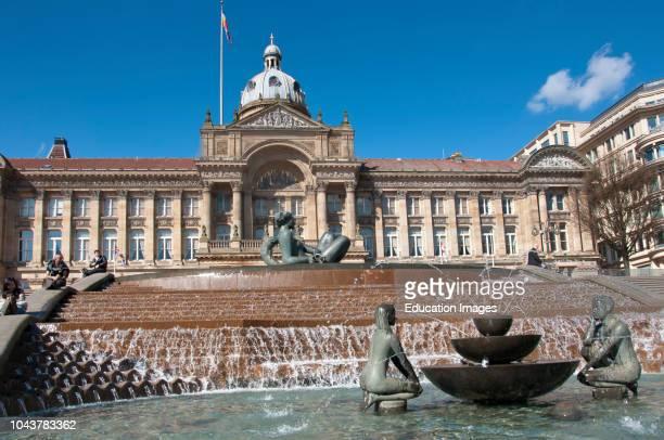 Birmingham city council house England