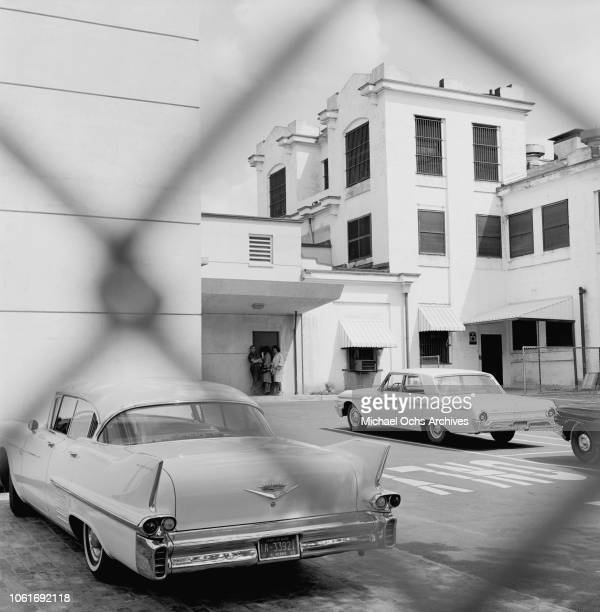 Birmingham City Jail in Birmingham, Alabama, following the arrest of civil rights activist Martin Luther King Jr. For his part in the Birmingham...