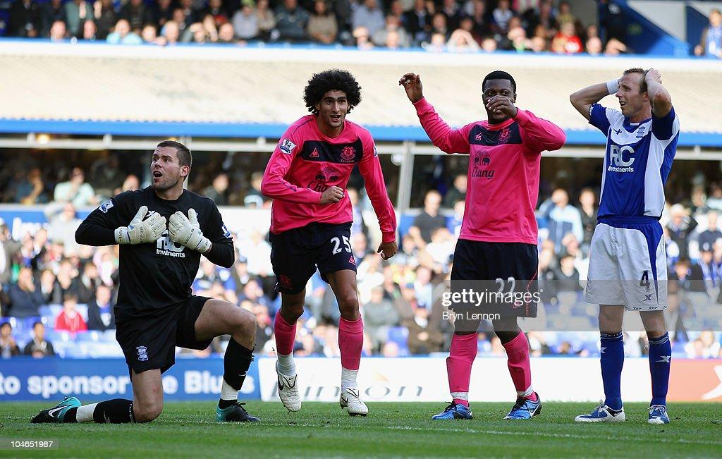 Birmingham v Everton - Premier League