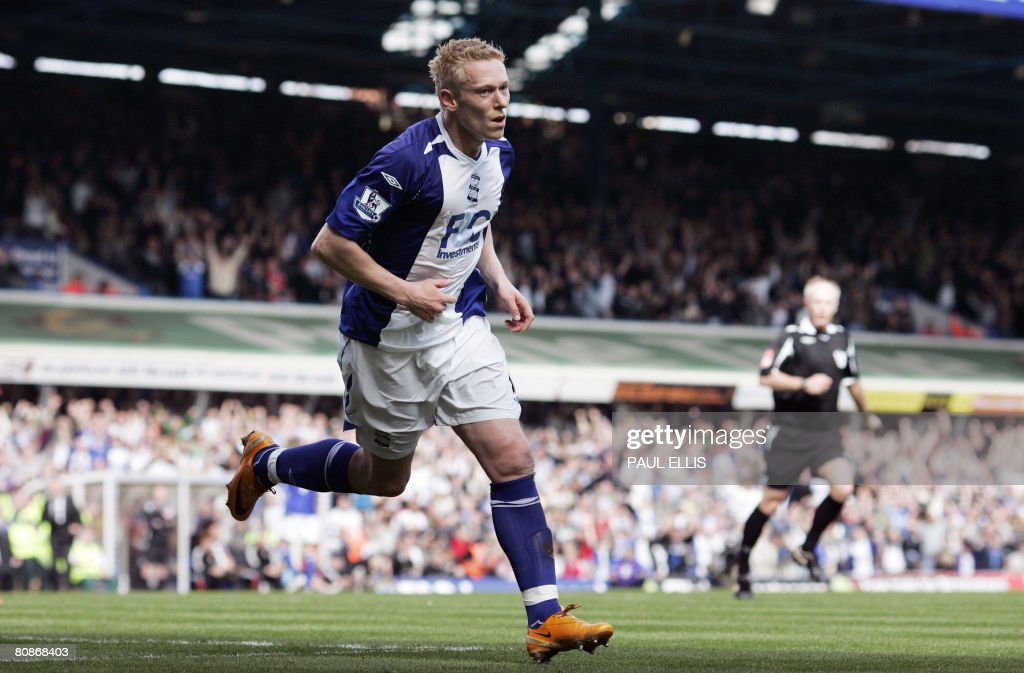 Birmingham City's Finnish forward Mikael : News Photo