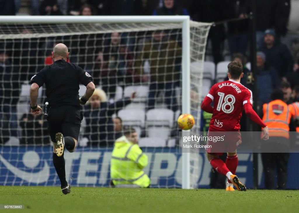 Preston North End v Birmingham City - Sky Bet Championship : News Photo