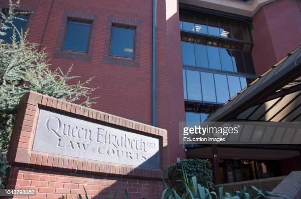 Birmingham Crown Court England.