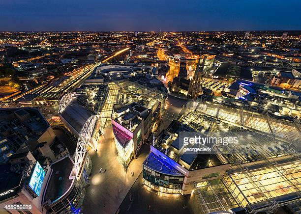 Birmingham Night - Bullring and Beyond