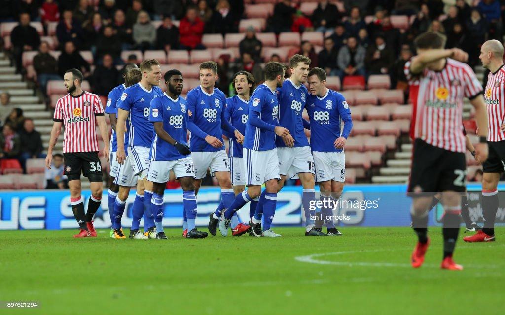 Sunderland v Birmingham City - Sky Bet Championship : News Photo