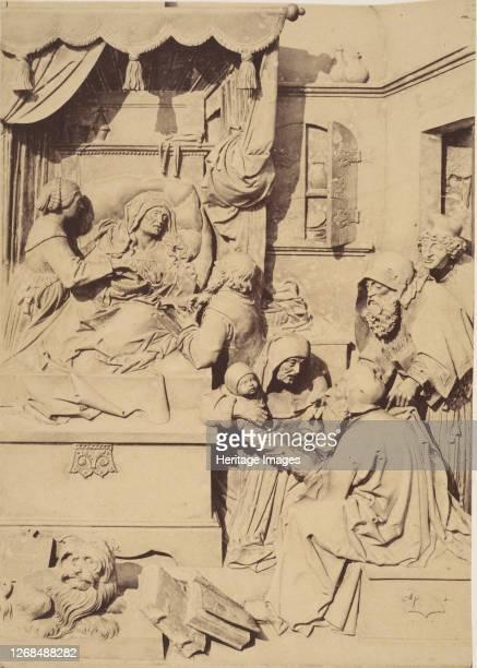 Birth of St. John, 1857. Artist Roger Fenton.
