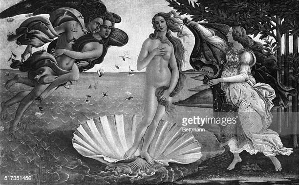 'Birth of Venus' by Botticelli BPA2# 3249