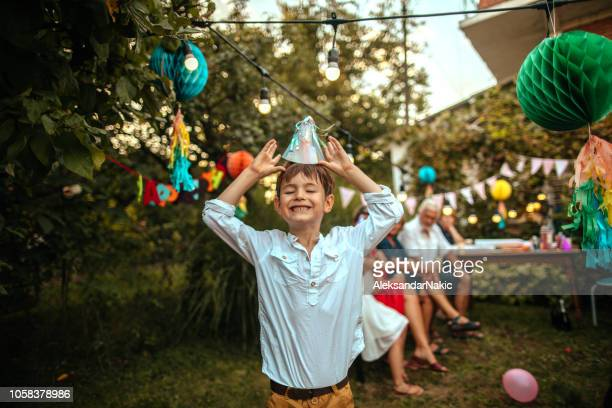 birthday boy - happy birthday stock pictures, royalty-free photos & images