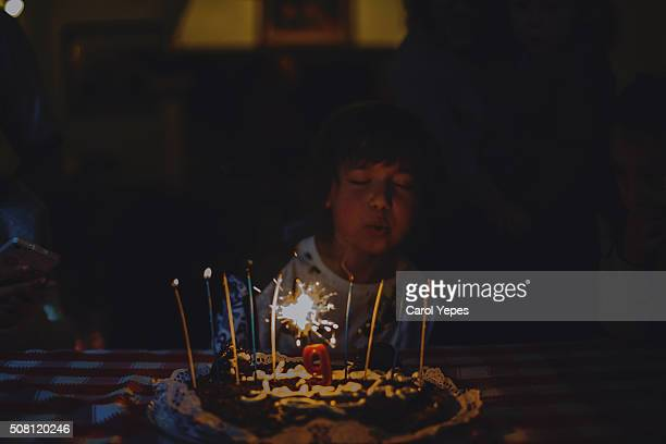 birthday boy - couple tongue kissing stock photos and pictures